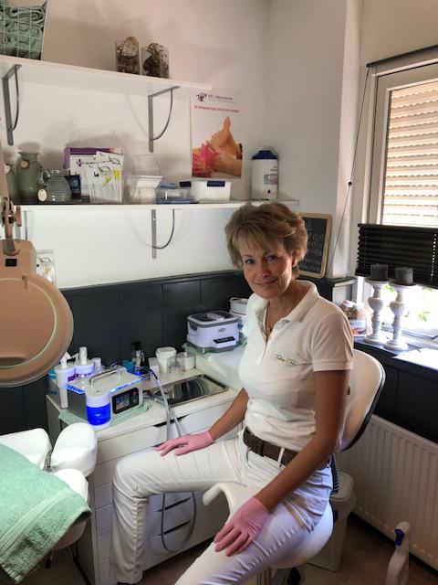 Maak kennis met medisch pedicure Erika van Halen van Feeling4Feet uit Ede